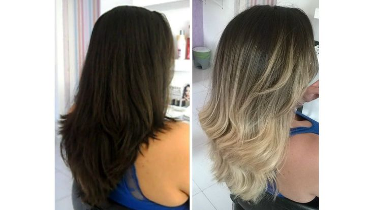 Ombre Hair - YouTube