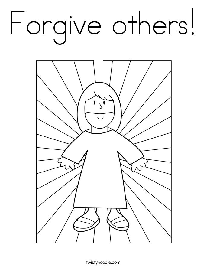 forgiveness coloring pages bible - 25 best ideas about forgiveness craft on pinterest