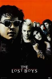 1980s movie called 'The Lost Boys'.: