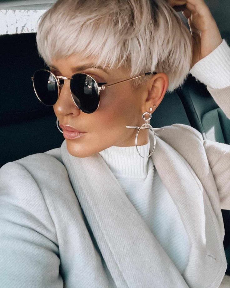 Short Haircut: The Most Beautiful Hairstyles & Looks