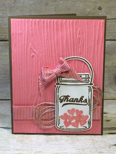 Jar of Love bundle - a fun new Stampin' Up! catalog product you can order at my online store!