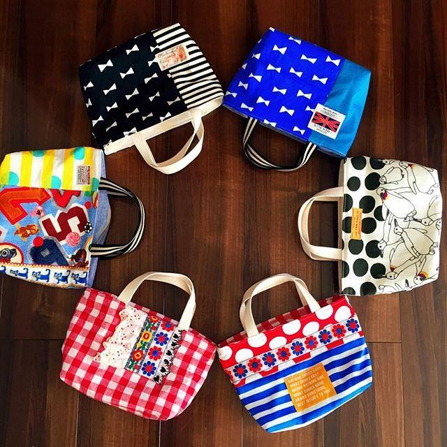 かわいいランチバッグの作り方。毎日持ちたくなるオリジナルアイテム   iemo[イエモ]