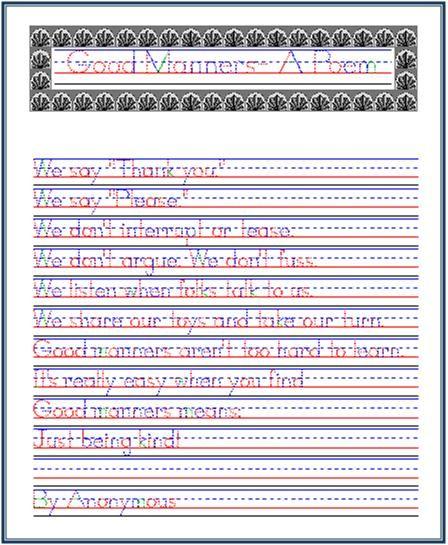79 Best Improving Handwriting Images On Pinterest Handwriting