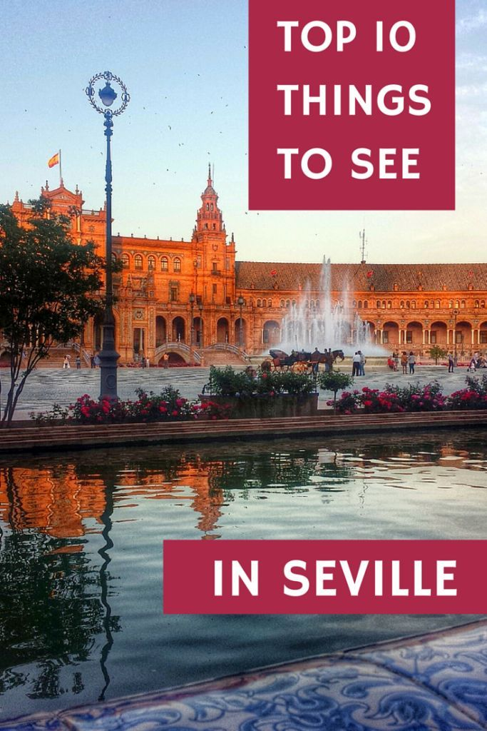 Check out our list of the top 10 things to see in Seville, Spain! devoursevillefood...