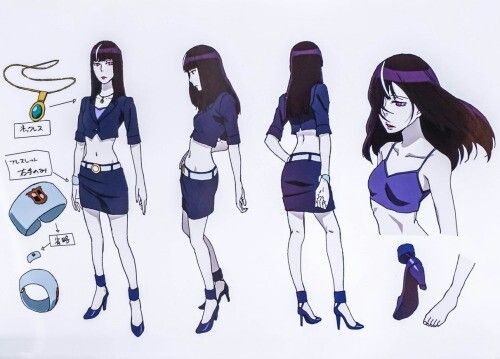 Top 40 Character Design Tips : Useful guide for my current cosplay chiyuki from death