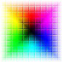 Lista de nombres de colores