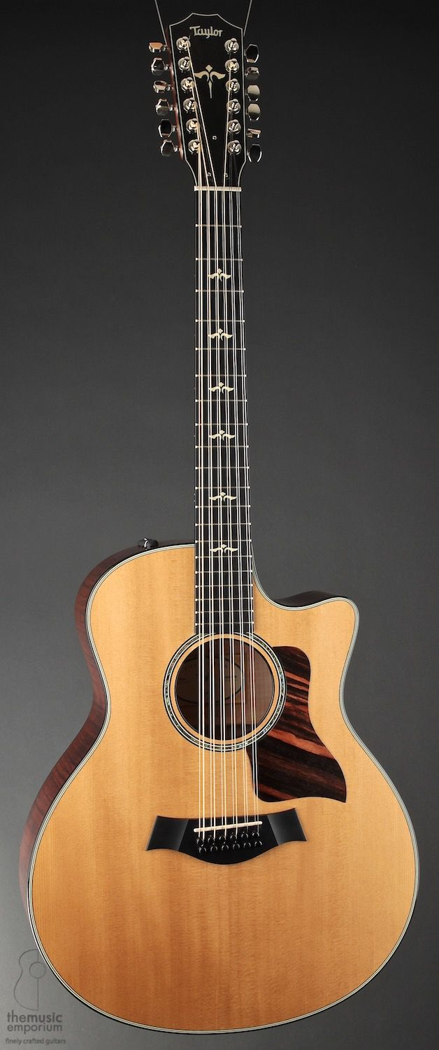 Taylor 656CE First Edition 12-String