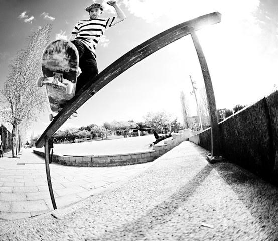 JOSE MANUEL ROURA fs hurricane #xkaters #skateboarding