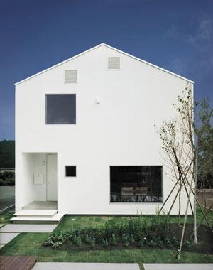 muji dwelling house