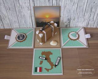 GESCHENKGUT: Andrea bekam zum 30. Geburtstag eine Italienreise ...