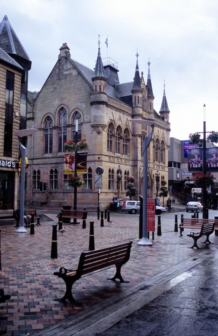 Inverness | Scotland, all these Scotland pins are makin' me have a craving for it all.