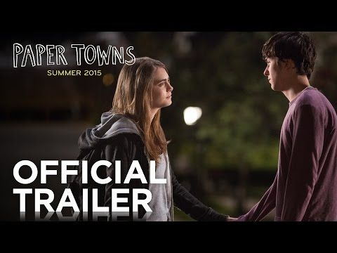 "The ""Paper Towns"" Trailer Is Here And Our Hearts Can Barely Take It"