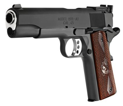 50th Pin to the Armory - Springfield Armory Range Officer 1911