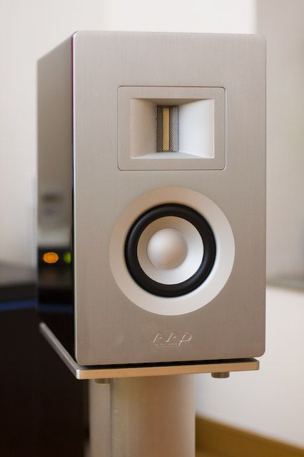 AAD 7001 bookshelf speaker  by Phil Jones