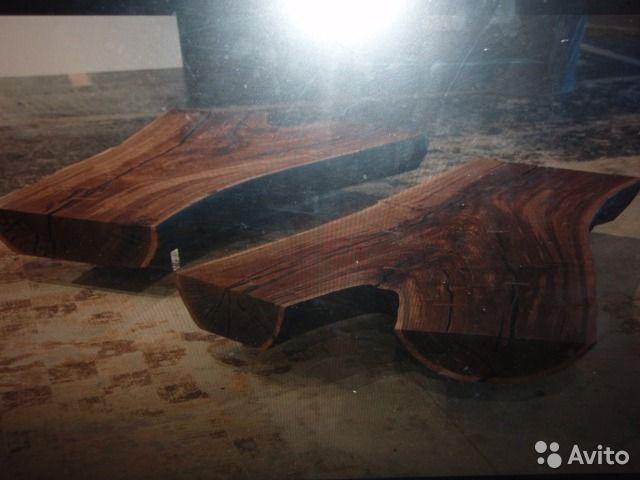 Продажа столешниц слэбов из дуба для столов, стоек — фотография №2