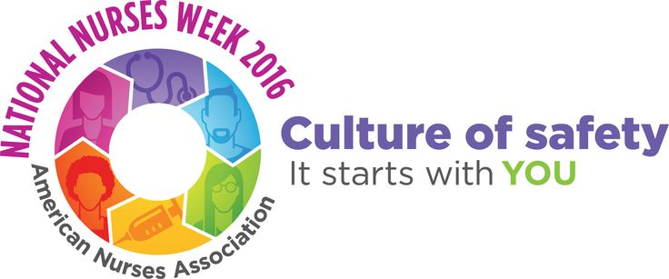 National Nurses Week 2016 Logo Library