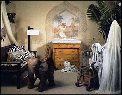 Safari Theme Bedroom Decorating Ideas
