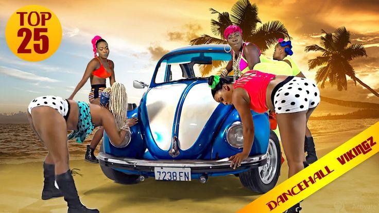 New 2015 Dancehall Music Video Mix   Dancehall Vikingz   Alkaline, Spice...