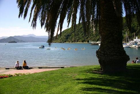#Picton, #NZ
