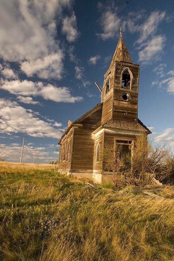~ Abandoned Church