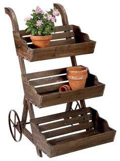 Garden Cart  Clark Street Home