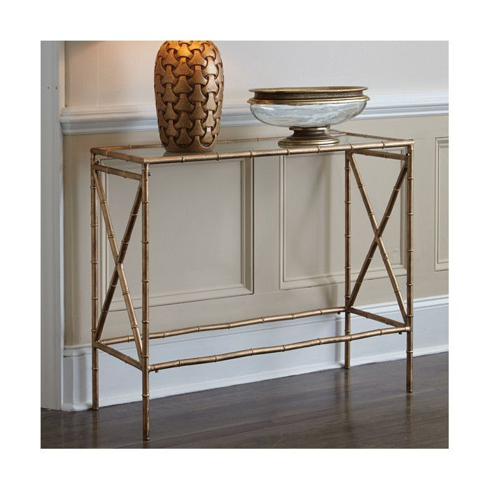 Split P Console Table & Reviews | Wayfair
