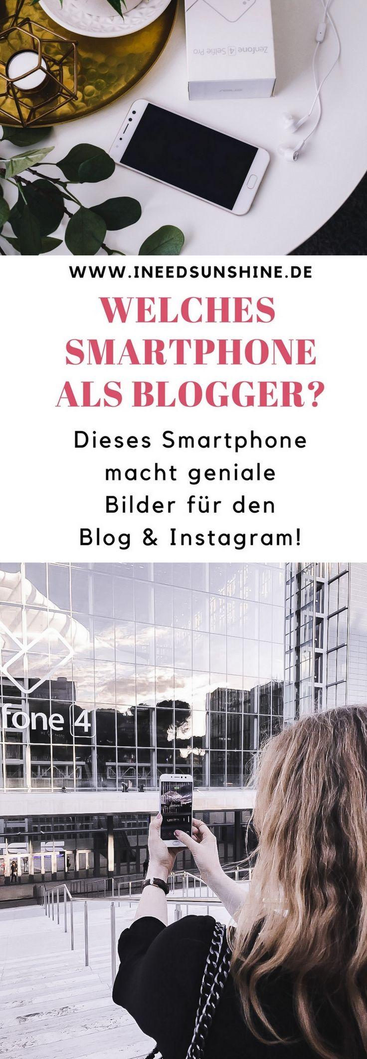 Blogger Tipps: Das ideale Blogger Smartphone finden für gute Handy Bilder für den Blog und Instagram.