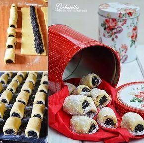 Gabriella kalandjai a konyhában :): Gabi kedvenc sütije, avagy omlós mákos rudacskák