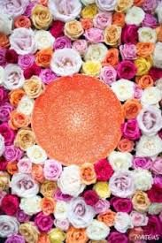 Mateus Lace platter, also in plum, just divine matched with orange Table Tops in a Box table decor.