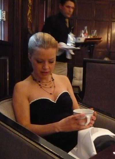 (Afternoon) Tea Top