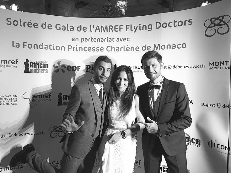 #Casino @tof_beaugrand @fabienne_carat Campagne internationale Stand Up for African Mothers de l'#amref pour la formation de 15000 sages-femmes en Afrique. by marwanberreni from #Montecarlo #Monaco