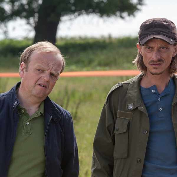 Mackenzie Crook comedy Detectorists is returning for third and final series -- I adore this show!!!