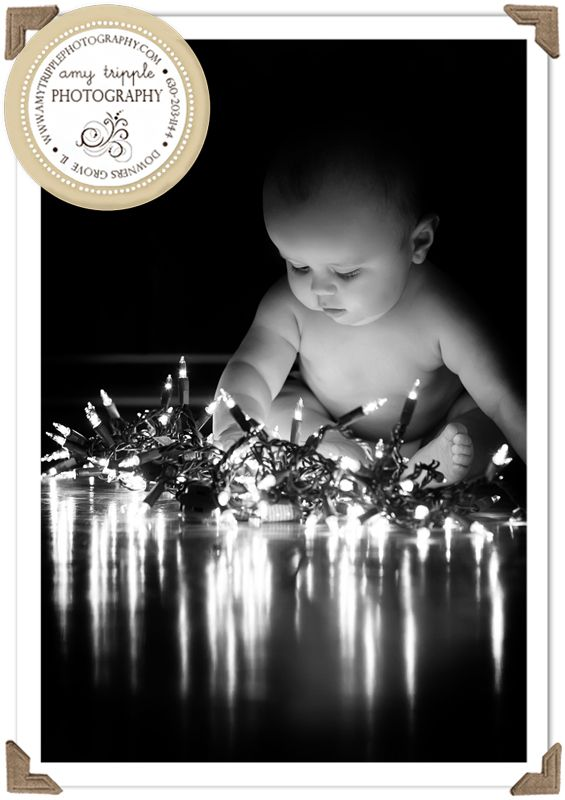 Christmas Photography Idea