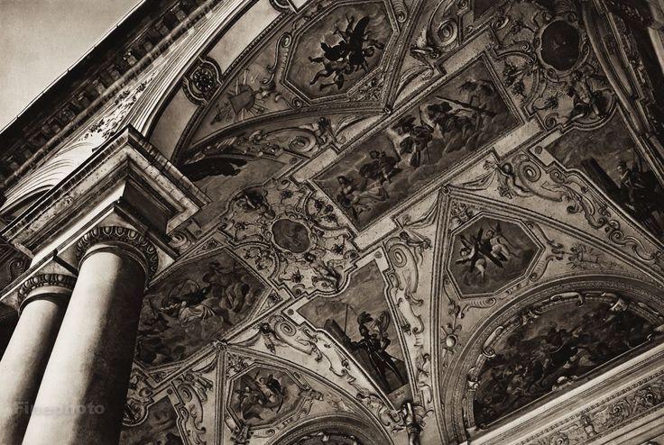 Wallenstein Palace - Valdštejnský palác