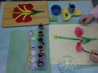 botany puzzle extensions with paint