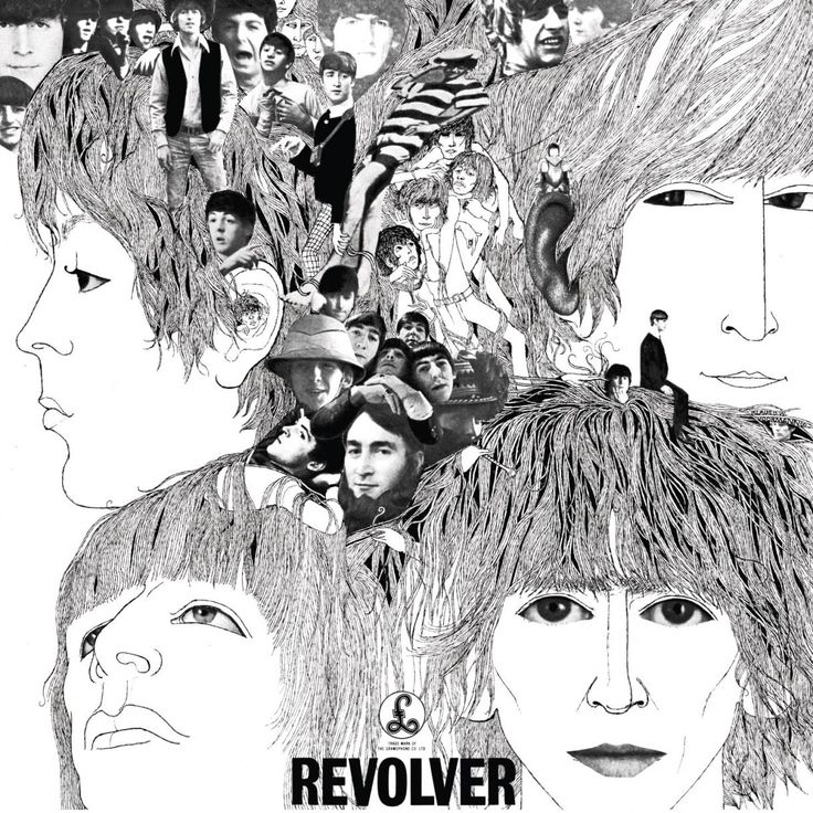 The Beatles. Revolver; Taxman, Eleanor Rigby, I'm Only Sleeping	, Love You To	 Here There And Everywhere, Yellow Submarine, She Said She Said, Good Day Sunshine, And Your Bird Can Sing, For No One, Dr. Robert, I Want To Tell You	, Got To Get You Into My Life, Tomorrow Never Knows.