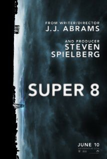Super 8 (2011). This flick is going to be an annual viewing, this was my fourth viewing already. JJ Abrams got this film right, an homage to golden era sci fi! theCapn says check it out if you han't already!