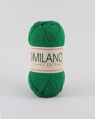 Milano Cotton Sport 15 - Emerald