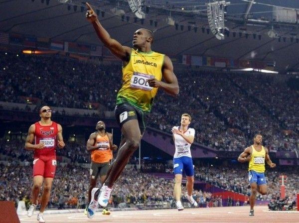 Usain Bolt : un record sur Twitter