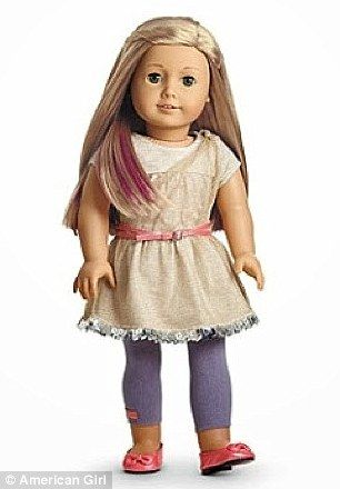 isabelle palmer  american girl doll   Outfit change: Isabelle has many outfit options and even has removable ...