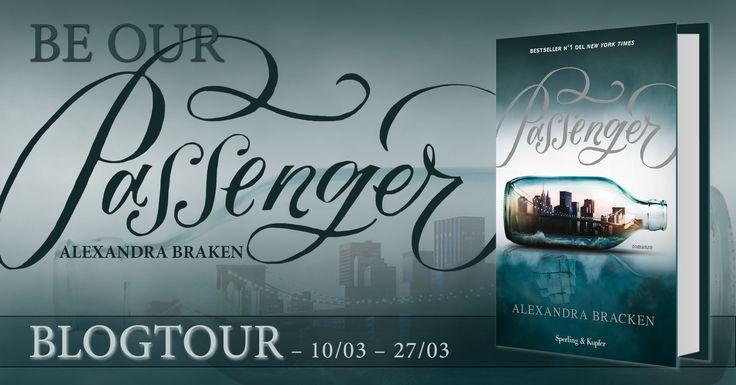 """""""Passenger"""" di Alexandra Braken edito da Sperling & Kupfer"""