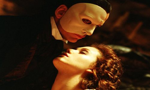This lonesome gargoyle who burns in hell but secretly yearns for heaven...secretly, secretly. -- The Phantom of the Opera (Gerard Butler). Top 20 Byronic Heroes in Film