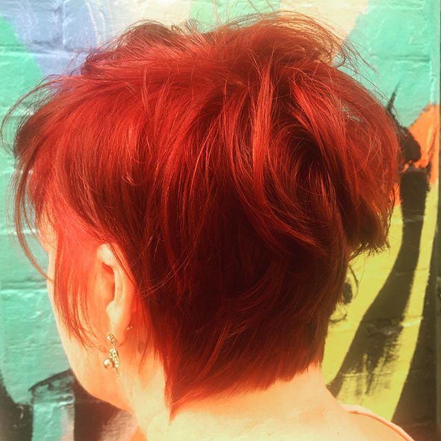 @toniandguyau @toniandguyperth #labelmau  #Short #Feminine #BlowDry #UnderCut #Grey #Balayage #Beautiful #ColourBomb…