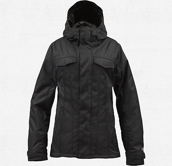 sugartown snowboard jacket. burton. women's.