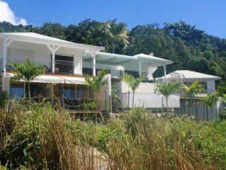 Villa de charme,grand standing vue mer (Réf:5779 Villa de luxe Martinique TroisIlets)