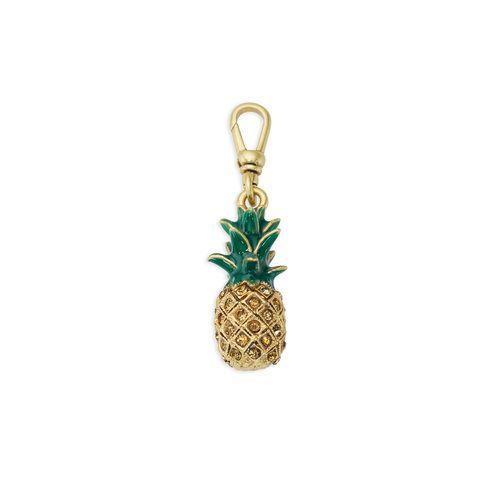 Trésors Pavé Pineapple Charm