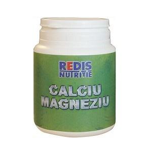 Calciu Magneziu - o cutie contine 120 capsule.