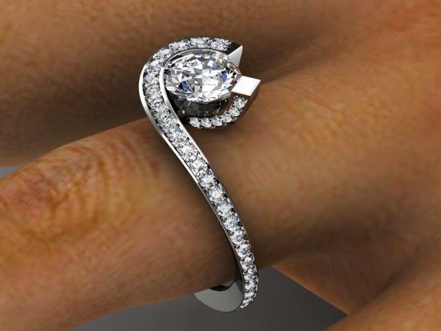 17 Best Images About Unique Engagement Designs On