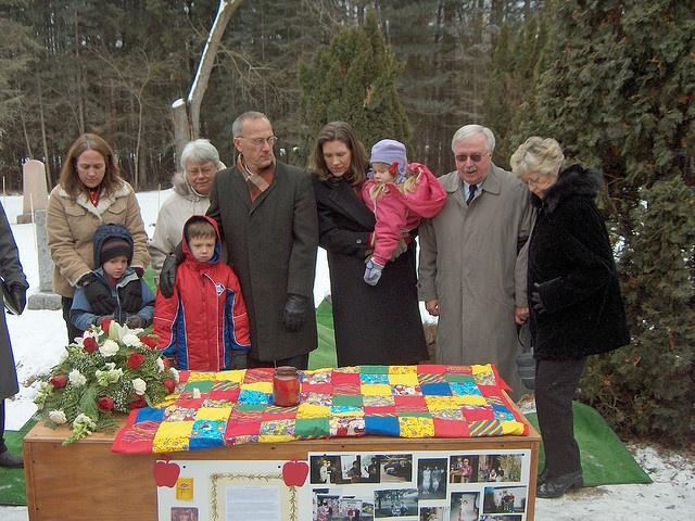 Undertaken With Love-Home Funeral Flicker page