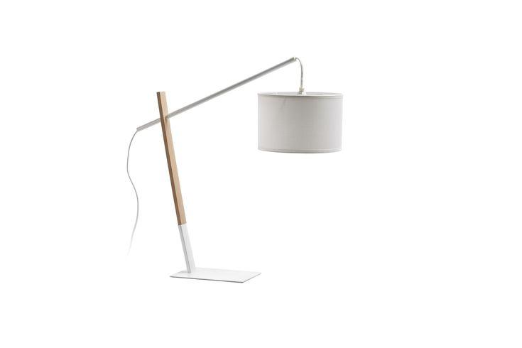 Köp Bordslampa Izar 60/20 cm Vit hos Chilli. Hos oss får du hög kvalitet till bra pris. Handla fraktfritt med snabb leverans direkt till dörren - Välkommen!